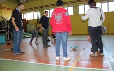 Gara Robotica alla Festa delle Associazioni